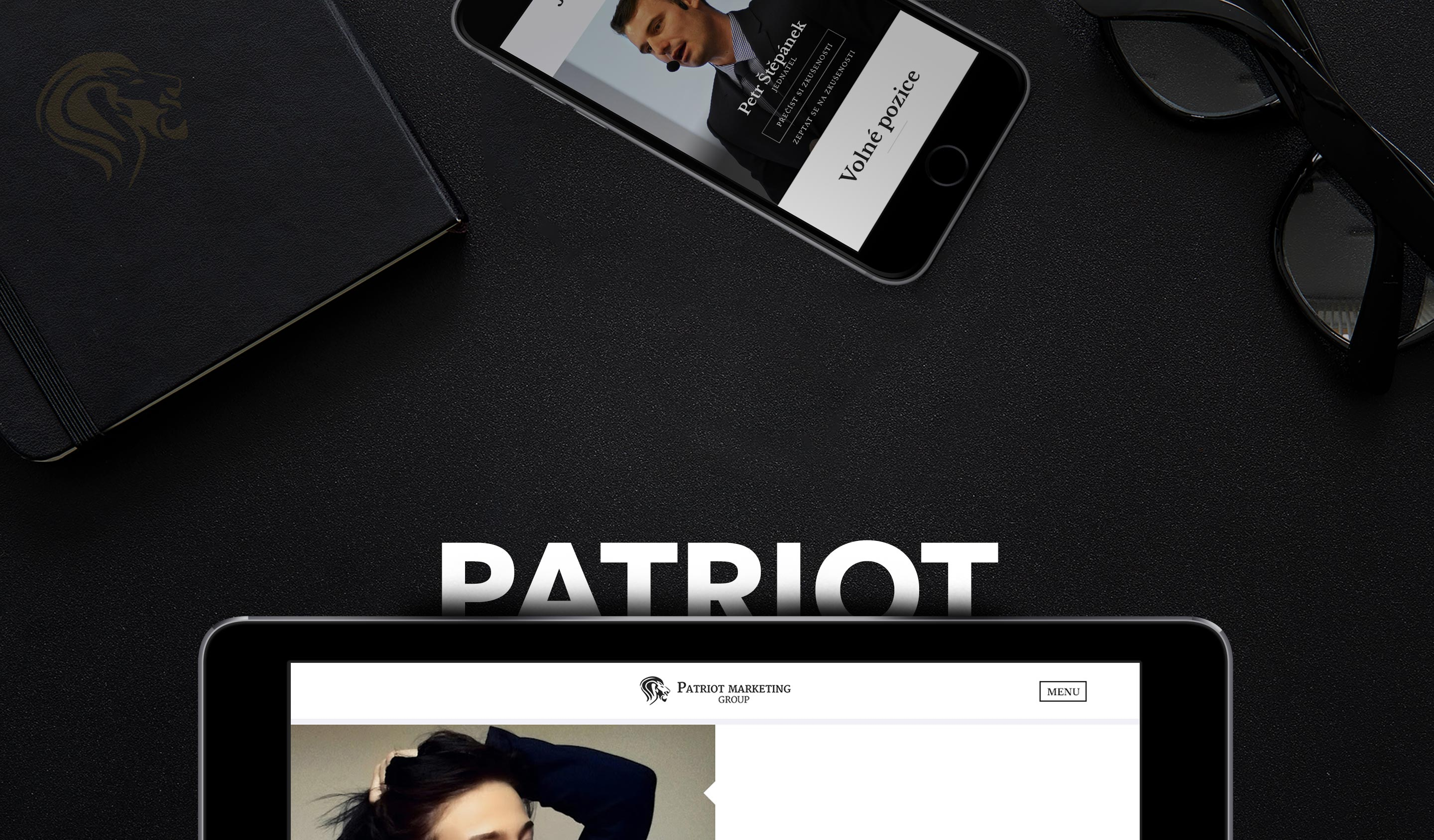 Patriot Business Brand